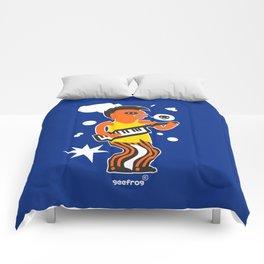 ROCK FREAK Comforters