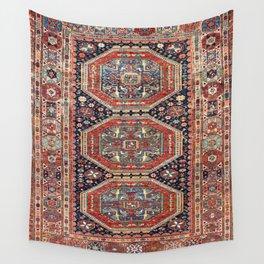 Kuba Sumakh Antique East Caucasus Rug Print Wall Tapestry
