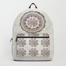 Shared love mandala Backpack