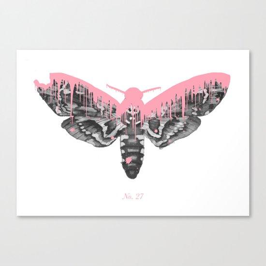 No. 27 Canvas Print