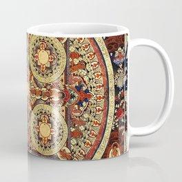 Bohemian Hindu Buddhist Mandala 1 Coffee Mug