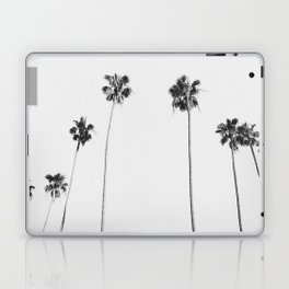 Black & White Palms Laptop & iPad Skin