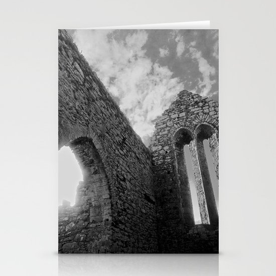 Corcomeroe Abbey Arch Stationery Cards
