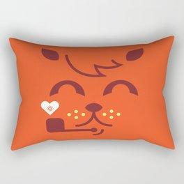 UNDO | ILU Pet Lover series [ tobias ] Rectangular Pillow