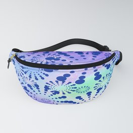 Candys Hippie Design 3 Fanny Pack