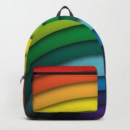 Pride Rainbow Backpack