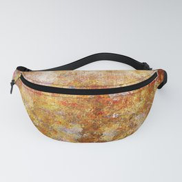 Mod Nature Trail Multicolor Pattern Fanny Pack