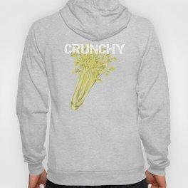 Veggies Crunchy Celery Gift Hoody