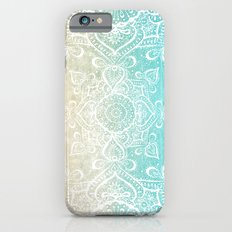 Beach Mandala iPhone 6 Slim Case