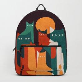 Cat Family Backpack
