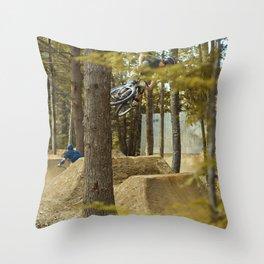 Sherwood Forest Throw Pillow