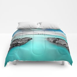 Quantum Divide Comforters