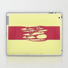 Stick like a gum Laptop & iPad Skin
