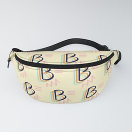 B is for Bold Fanny Pack