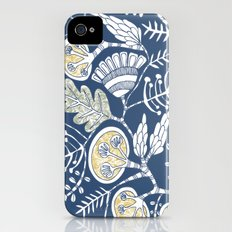 lush vine Slim Case iPhone (4, 4s)