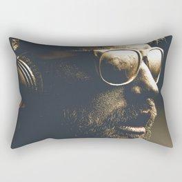 Painting man Rectangular Pillow