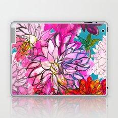 Garden of Dahlias Laptop & iPad Skin