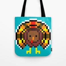 Turkey Bytes Tote Bag