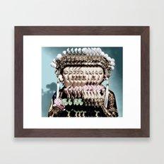 Fu Manchu / Supranaturalism (2014) Framed Art Print