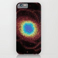Ring Galaxy (8bit) iPhone 6s Slim Case