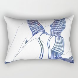 Nereid XLII Rectangular Pillow