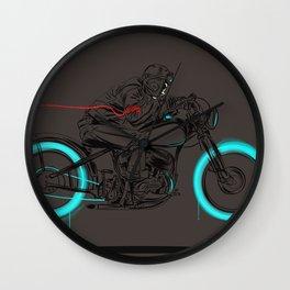 lowglow Wall Clock