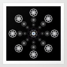 Nexus N°16bis Art Print