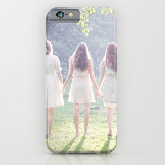 Sunshowers iPhone & iPod Case