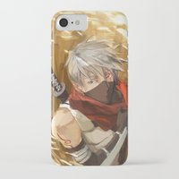 catcher in the rye iPhone & iPod Cases featuring Scarecrow in the Rye by MMCoconut