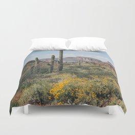Arizona Spring Duvet Cover