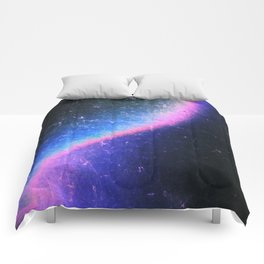 Electric Attraction Comforters