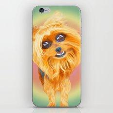Yorkie II iPhone & iPod Skin