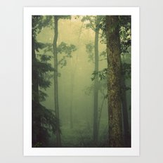 A Place Only We Know Art Print