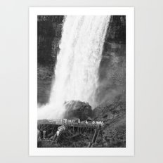 Niagara Falls III Art Print
