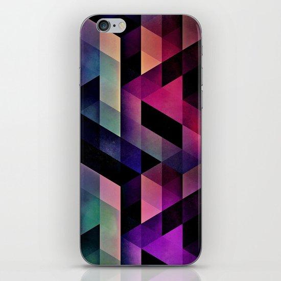snypdryyms iPhone & iPod Skin