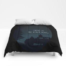 Sterek Glow Print Comforters