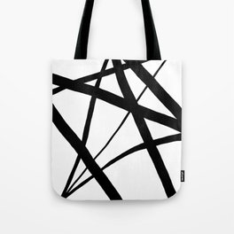 A Harmony of Lines and Shapes Tote Bag