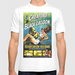 Vintage poster - Creature from the Black Lagoon T-shirt