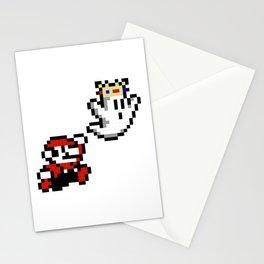 8bit Stationery Cards