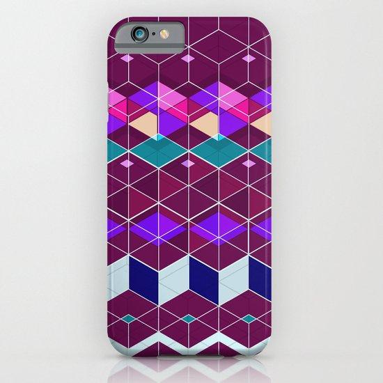 Cube Geometric IX iPhone & iPod Case