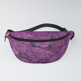 Purple Cauliflower Fanny Pack