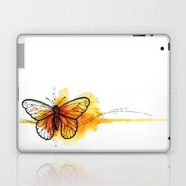 New watercolor butterfly Laptop & iPad Skin