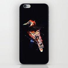 Fire Bird iPhone & iPod Skin