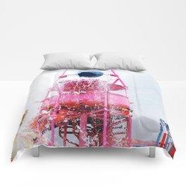 Aqua Park Comforters