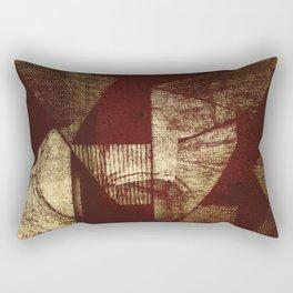 Bicho Papão Rectangular Pillow