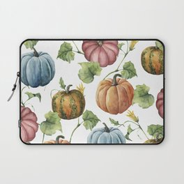 PUMPKINS WATERCOLOR Laptop Sleeve