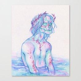 Dead Silence Canvas Print