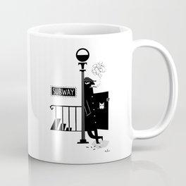 Bad Larry Coffee Mug