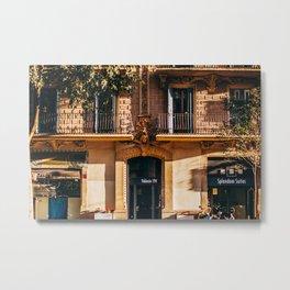 Eixample - Barcelona, Spain - #36 Metal Print