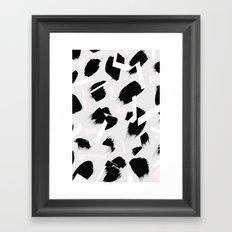 YX02 Framed Art Print